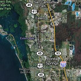 Clicking on this image will display all Bonita Springs & Estero, Florida Gulf access listings