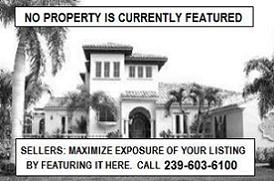 Featured property in South Fort Myers