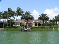 A Port Royal Gulf Access Home.  Pricing generally begins from $4 million, on up
