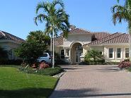 Example of a Naples Off-water gated community home for $800k